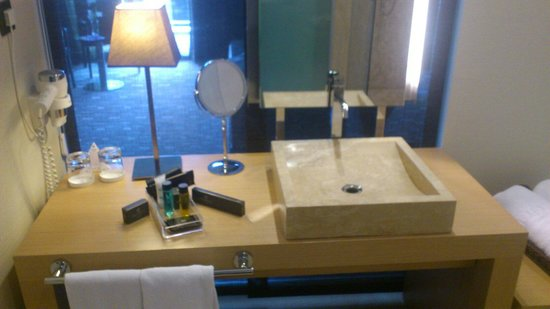 Gran Palas Hotel: Article de toilette modeste
