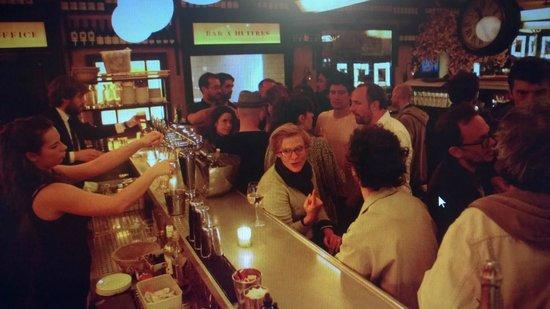 bar d'ambiance paris