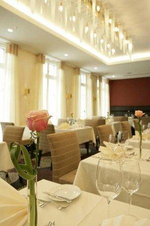 Steigenberger Hotel de Saxe: Restaurant de Saxe