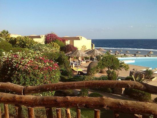 Kahramana Beach Resort: Vista dal balcone