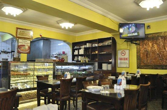 Saray Pide ve Kebap Salonu: Ristorante