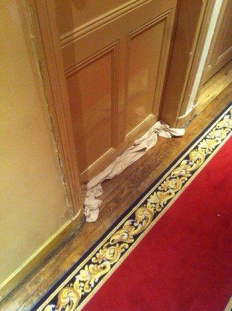 Hotel Luxia : Так они борются с клопами , травят только в 1 номере , а надо бы везде !