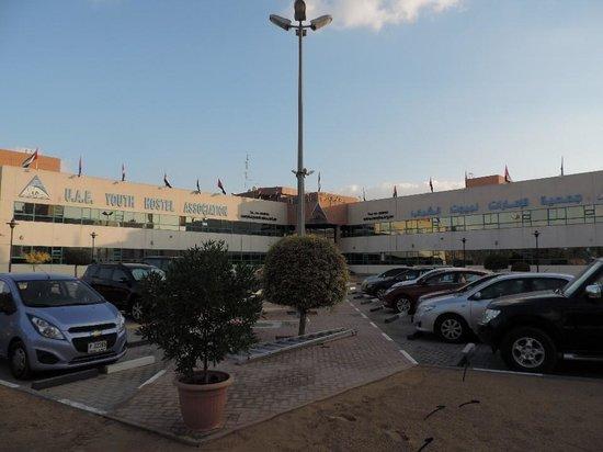 Dubai Youth Hostel : Front