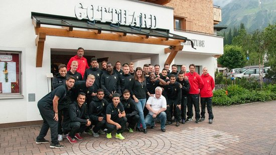 Hotel Gotthard: Team Building