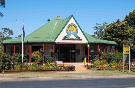 Chinchilla Tourist Information Centre