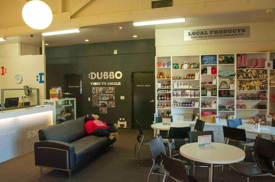 ‪Dubbo Visitor Information Centre‬