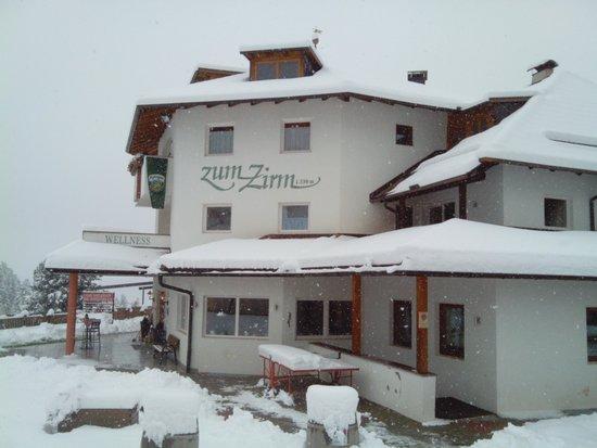 Berghotel Zum Zirm : Ottobre 2014.