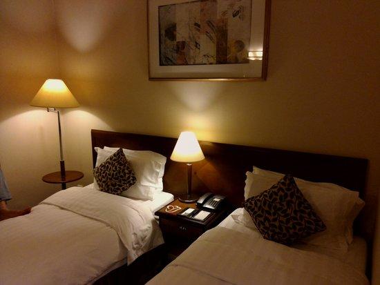 Rosedale Hotel Hong Kong: Bedroom