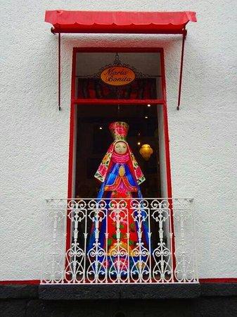 San Angel: Maria Bonita, souvenir shop