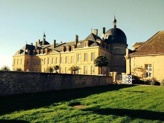 Chateau de Digoine : face 3