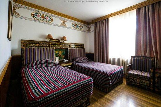 Tibet Gorkha Hotel : Стандартный номер