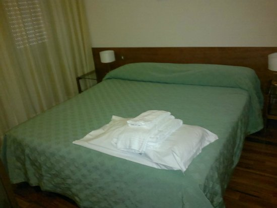 Residence Porta al Prato: Dormitorio