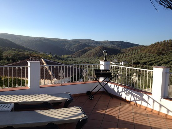 Casa Pino Solo: view from the terrace