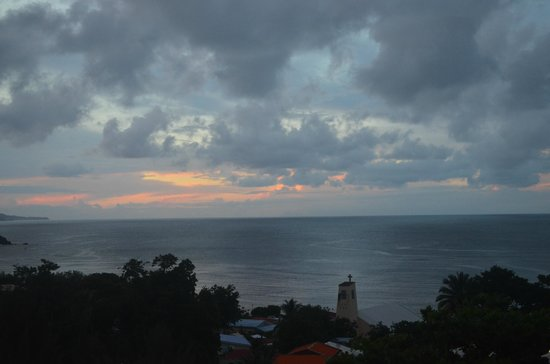 Karibéa Résidence La Goélette: vue depuis la terrasse