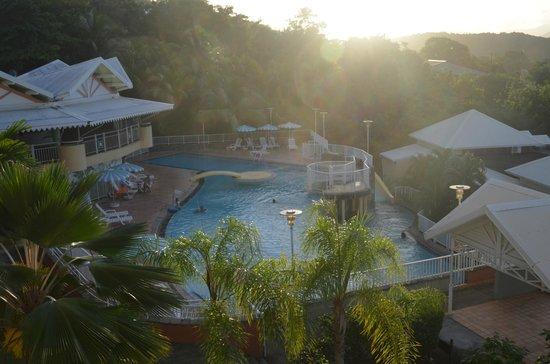 Karibéa Résidence La Goélette  : la jolie piscine