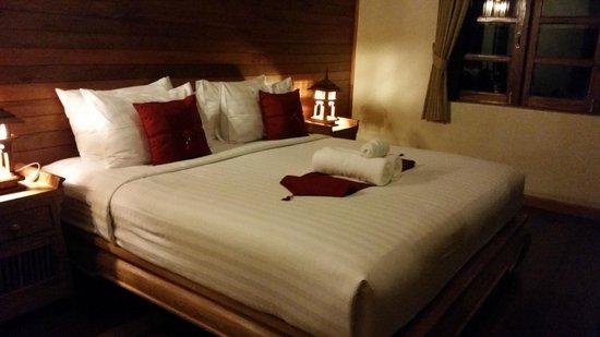 Chaipura Resort: Zimmer
