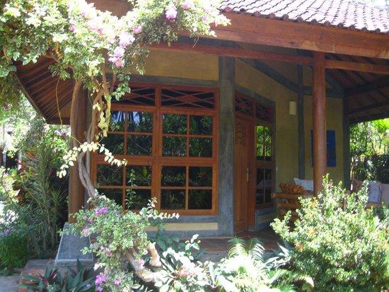 Saraswati Holiday House: Der kleine Bungalow