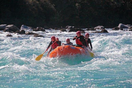 Ko'KayaK : Rio Petrohue - Foto NIcolas Rouviere
