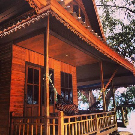 Sairee Cottage Resort: Our beachside cabin