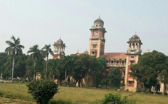 Allahabad, India: Senate Hall of A.U.