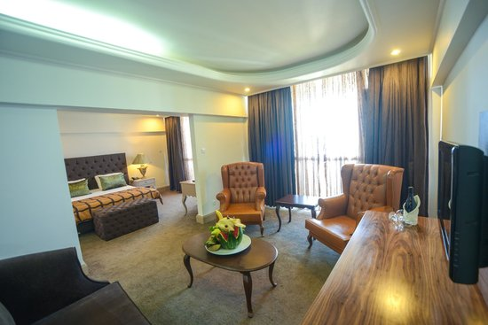 Kyrenia District, Cyprus: Oscar Resort Hotel Suite Room