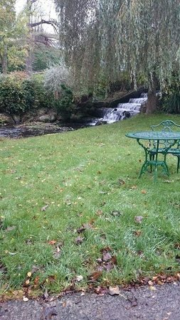 Glan Gwna Country Holiday Park: What a beautiful view.