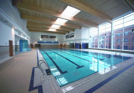 Swimming pool picture of dcu rooms dublin tripadvisor Swimming pools in dublin city centre