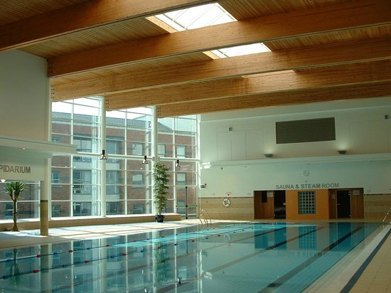 Swimming Pool Picture Of Dcu Rooms Dublin Tripadvisor