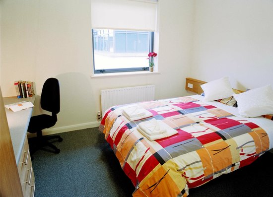 College Park Living And Dining Area Picture Of Dublin City University Accommodation Dublin