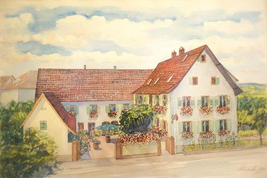 Gasthaus zum Kaiserstuhl