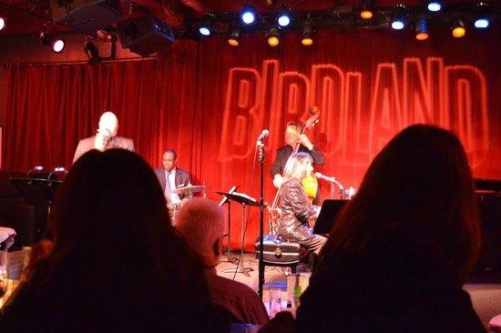 Birdland: Diane Marino Quartet