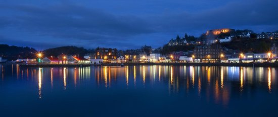 Port Appin, UK: Oban