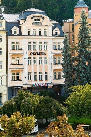 Olympia: Hotel
