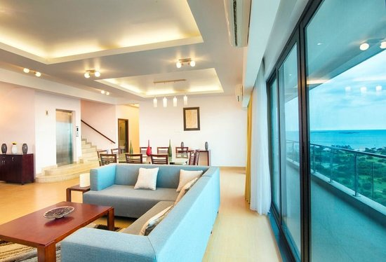 Swimming Pool Fitness Center Picture Of Uhuru Heights Serviced Apartments Dar Es Salaam