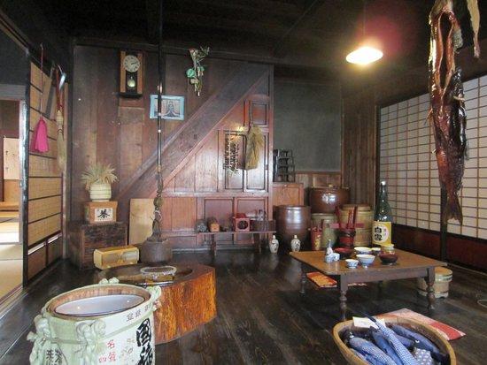Kunimare Brewery: 昭和の部屋