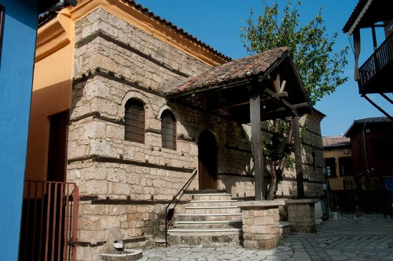 The Jewish synagogue