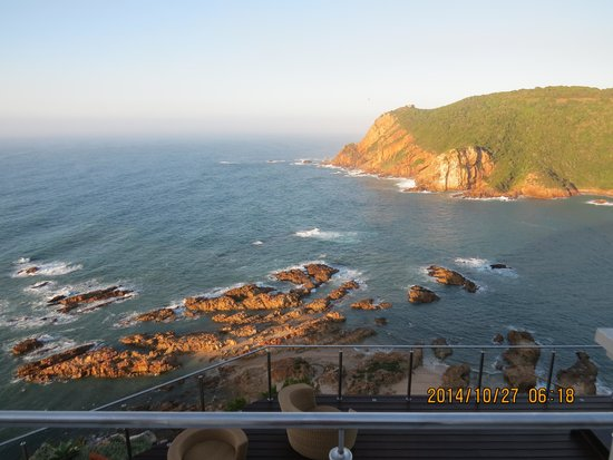 Head Over Hills: View from the Dolphin Room