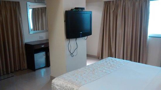 Hotel Grace Residency: standard room