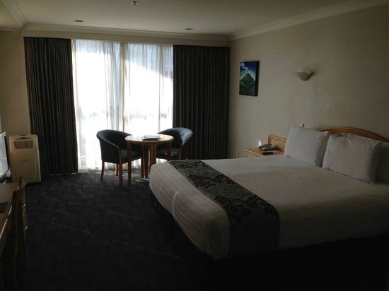 Amora Hotel Auckland: Room