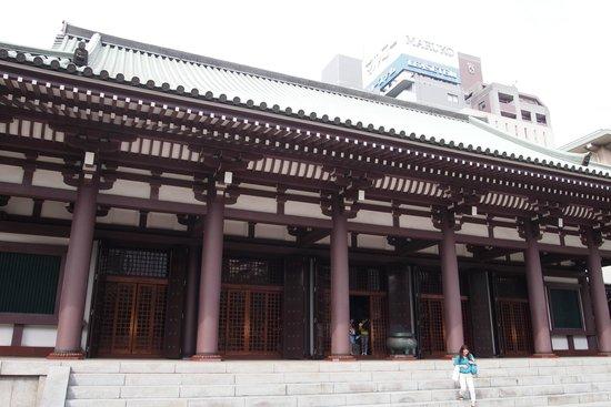 Tochoji Temple : 大仏堂
