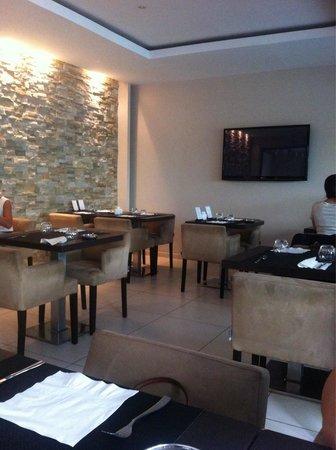 Rysara Hotel: La salle de restaurant