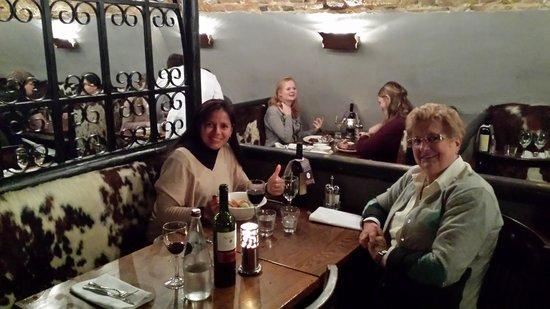 Gauchos - aan de Gracht : In relax a cena