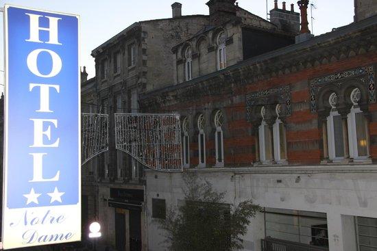 Hotel notre dame bordeaux france voir les tarifs 65 for Hotel notre dame bordeaux