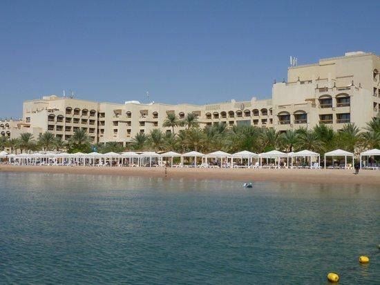 InterContinental Aqaba Resort: Stranden