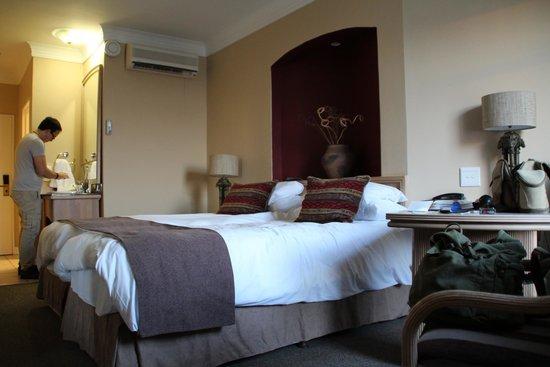 Protea Hotels Pretoria Centurion : la nostra camera