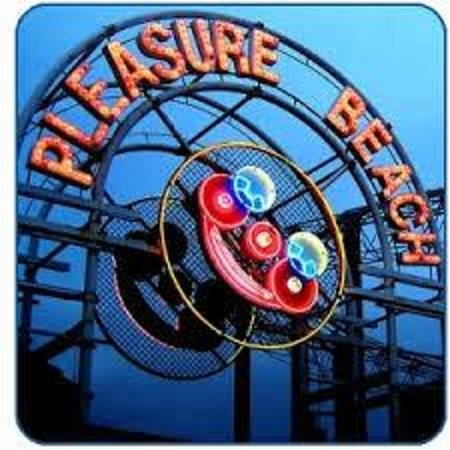 Glen Guest House : Only 10 minutes walk from Pleasure Beach