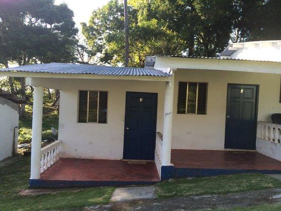 Cabanas Las Palmeras: Nuestra cabaña