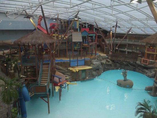 Is Alton Towers Water Park Indoors 52