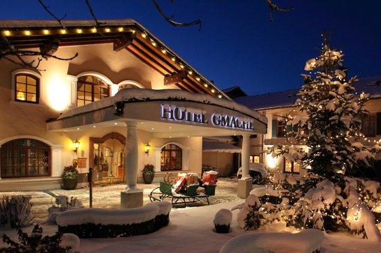 Hotel Gasthof Gmachl : Winterstimmung im Hotel Gmachl