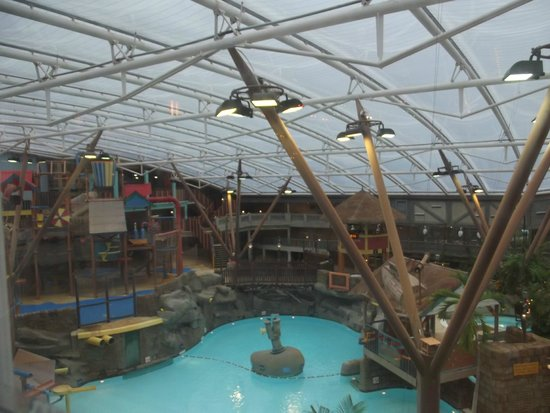 Water Park View From Flambo 39 S Picture Of Alton Towers Waterpark Alton Tripadvisor